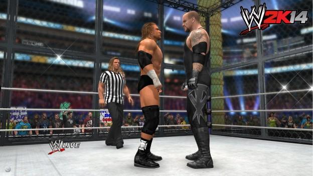 WWE 2K14 Screenshot #48 for Xbox 360
