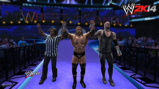 WWE 2K14 Screenshot #49 for Xbox 360