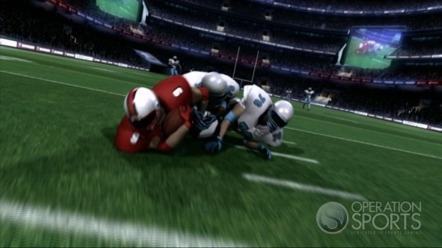 Backbreaker Screenshot #26 for Xbox 360
