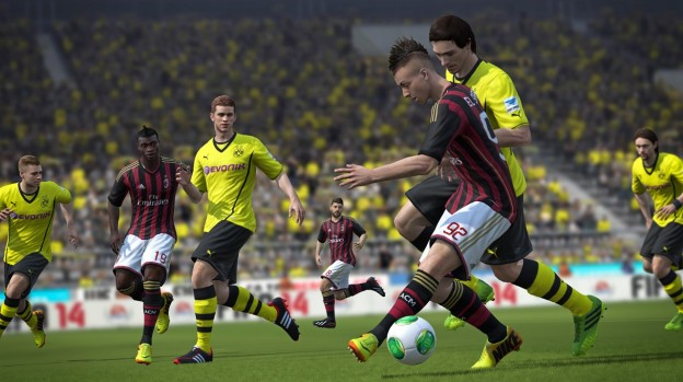 FIFA Soccer 14 Screenshot #29 for PS3