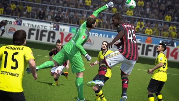 FIFA Soccer 14 Screenshot #2 for PC