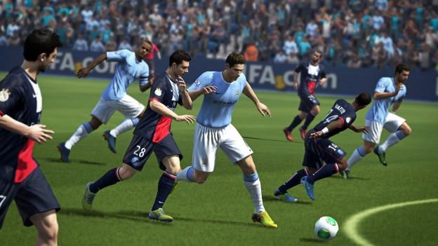 FIFA Soccer 14 Screenshot #4 for PC