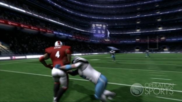 Backbreaker Screenshot #27 for Xbox 360