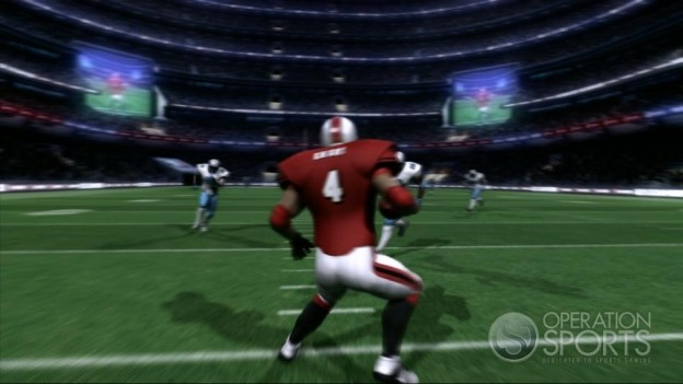 Backbreaker Screenshot #29 for Xbox 360