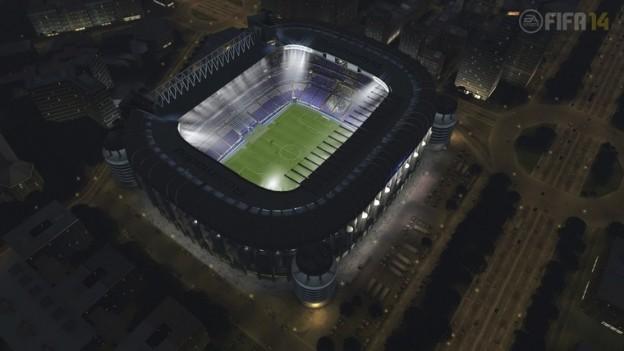 FIFA Soccer 14 Screenshot #1 for PS4