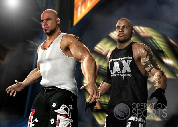 TNA iMPACT! Screenshot #10 for Xbox 360