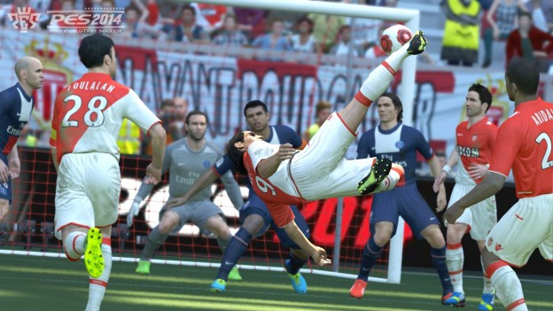 Pro Evolution Soccer 2014 Screenshot #47 for Xbox 360
