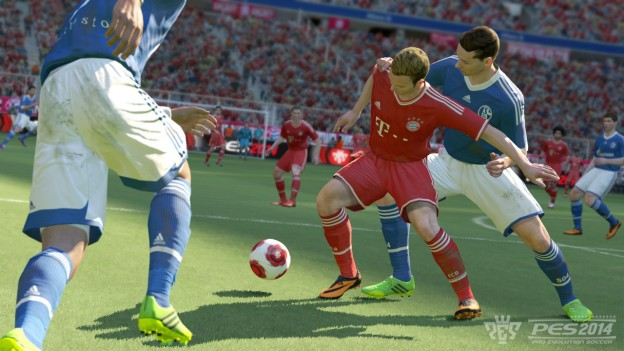 Pro Evolution Soccer 2014 Screenshot #49 for Xbox 360