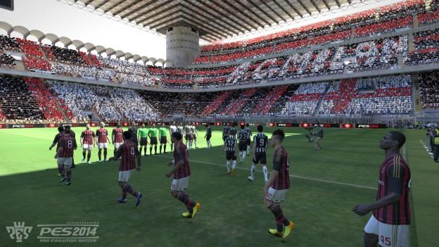 Pro Evolution Soccer 2014 Screenshot #40 for PS3