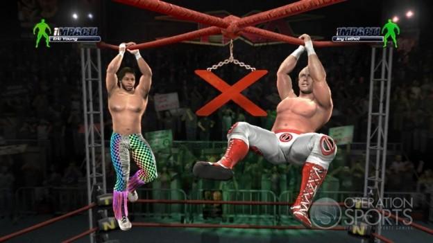 TNA iMPACT! Screenshot #11 for Xbox 360