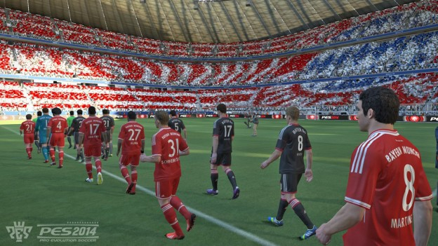 Pro Evolution Soccer 2014 Screenshot #42 for PS3