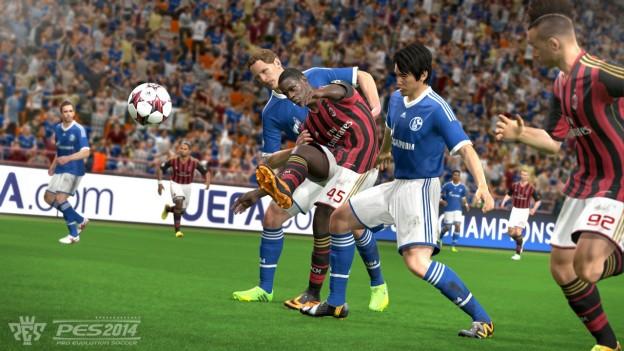 Pro Evolution Soccer 2014 Screenshot #56 for Xbox 360