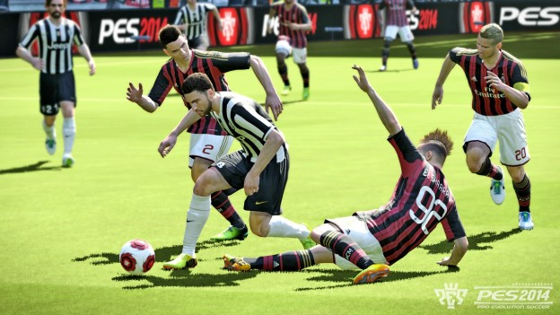 Pro Evolution Soccer 2014 Screenshot #44 for PS3