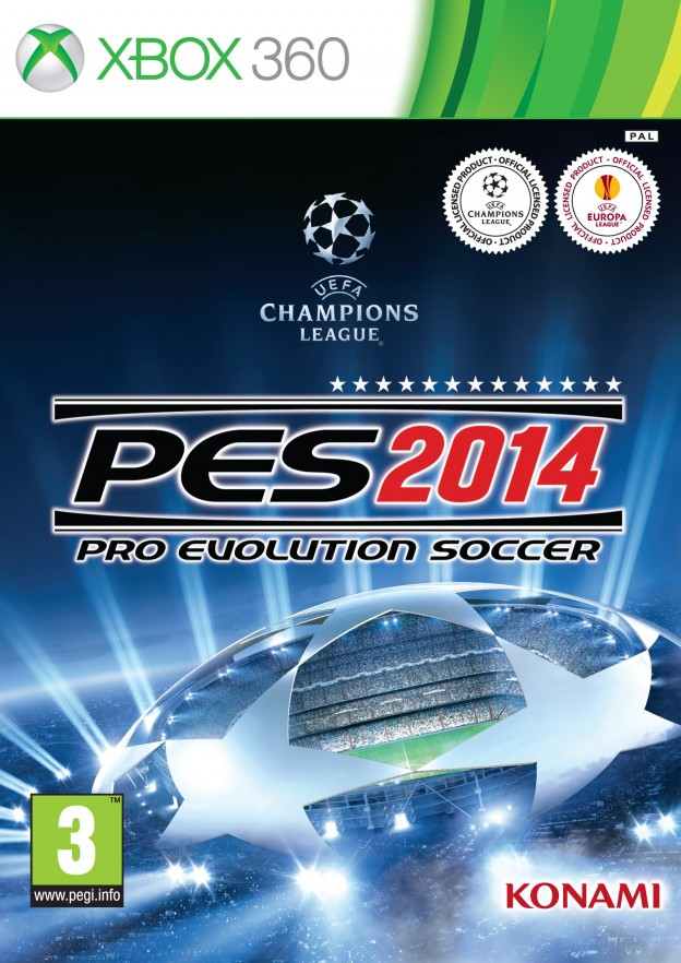 Pro Evolution Soccer 2014 Screenshot #58 for Xbox 360