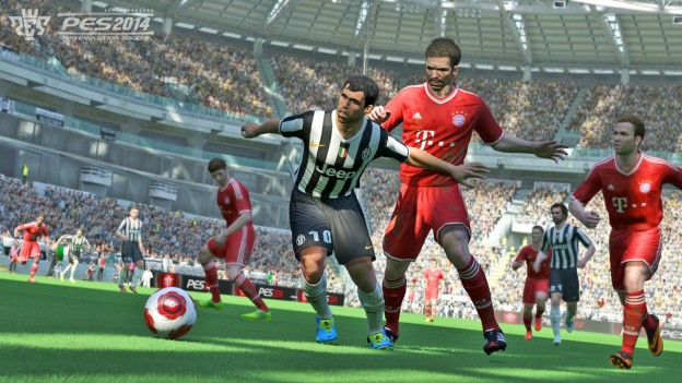 Pro Evolution Soccer 2014 Screenshot #45 for PS3