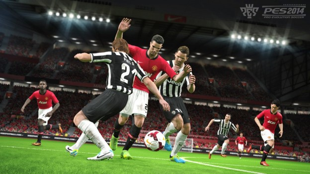 Pro Evolution Soccer 2014 Screenshot #46 for PS3