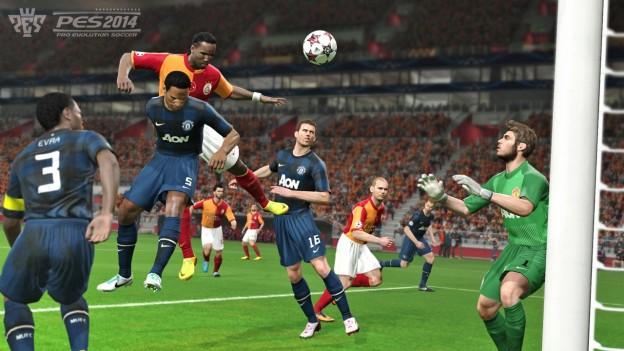Pro Evolution Soccer 2014 Screenshot #50 for PS3