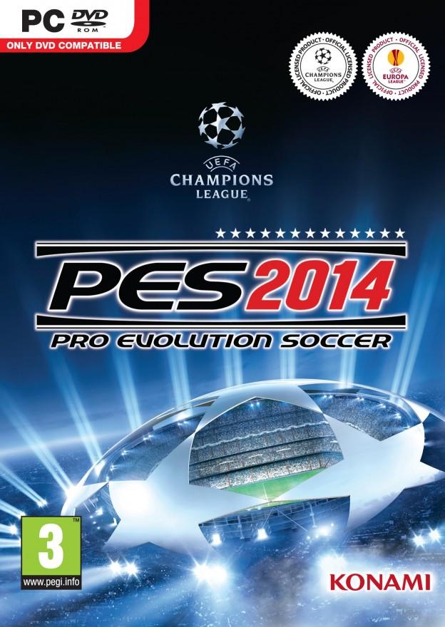 Pro Evolution Soccer 2014 Screenshot #1 for PC