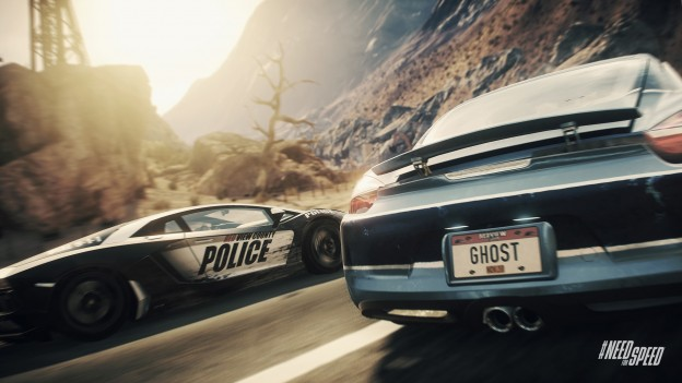 Need For Speed Rivals Screenshot #6 for PS4