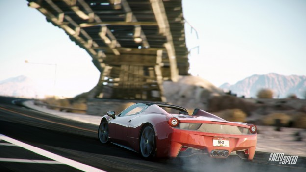 Need For Speed Rivals Screenshot #8 for PS4