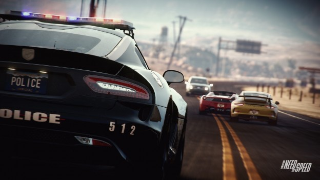 Need For Speed Rivals Screenshot #9 for PS4