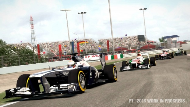 F1 2013 Screenshot #20 for PS3