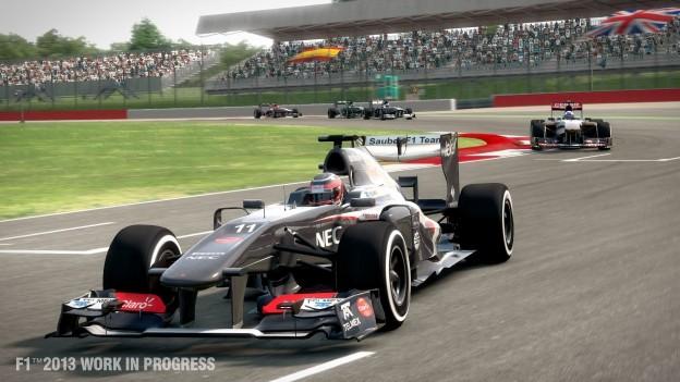 F1 2013 Screenshot #21 for PS3