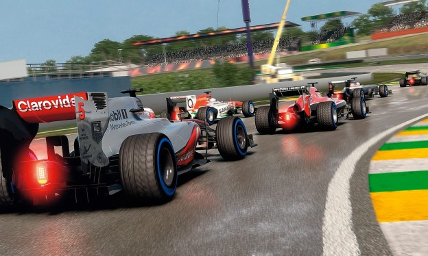 F1 2013 Screenshot #25 for PS3