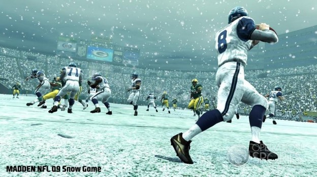 Madden NFL 09 Screenshot #1 for Xbox 360