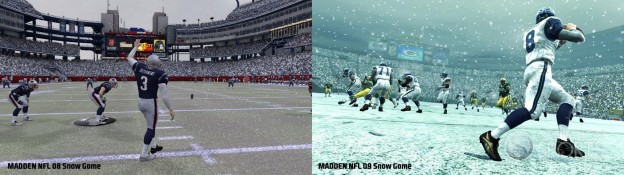 Madden NFL 09 Screenshot #2 for Xbox 360