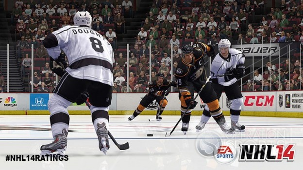 NHL 14 Screenshot #123 for Xbox 360
