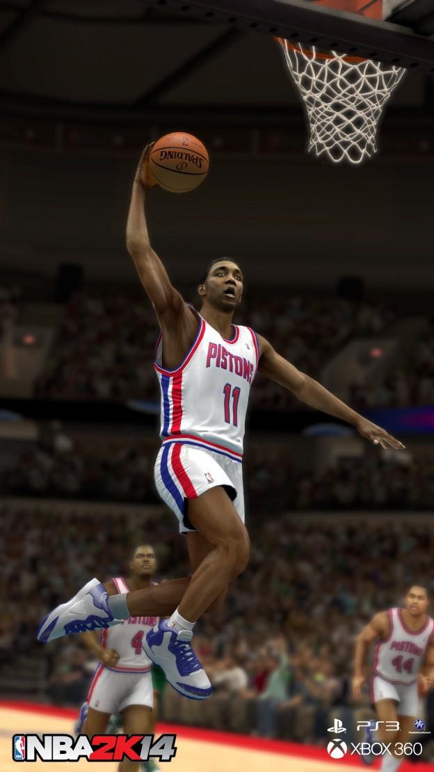 NBA 2K14 Screenshot #19 for PS3