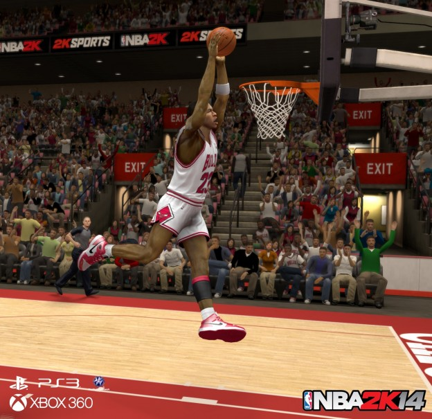 NBA 2K14 Screenshot #19 for Xbox 360