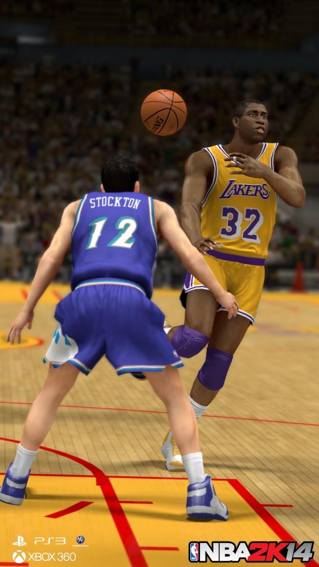 NBA 2K14 Screenshot #20 for Xbox 360