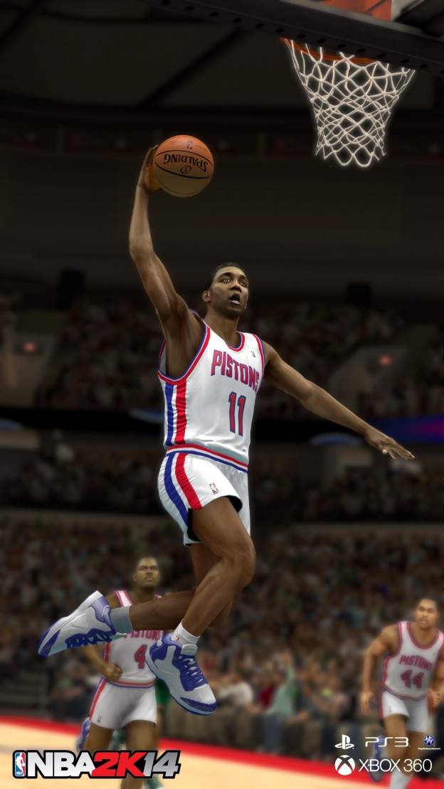 NBA 2K14 Screenshot #23 for Xbox 360