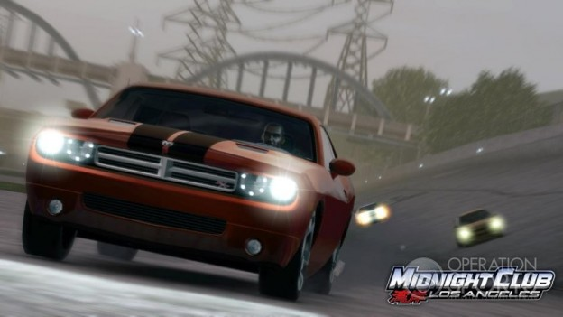 Midnight Club: Los Angeles Screenshot #3 for Xbox 360
