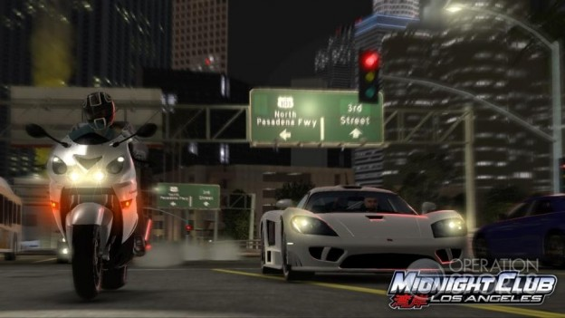 Midnight Club: Los Angeles Screenshot #5 for Xbox 360