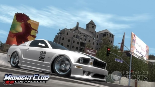 Midnight Club: Los Angeles Screenshot #6 for Xbox 360