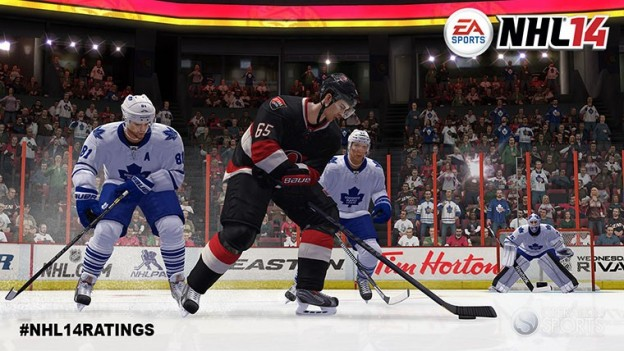 NHL 14 Screenshot #124 for Xbox 360