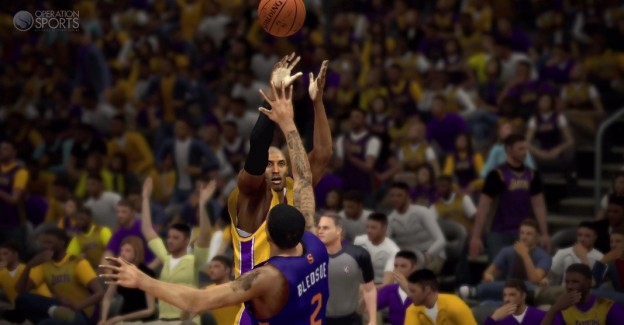 NBA 2K14 Screenshot #25 for Xbox 360