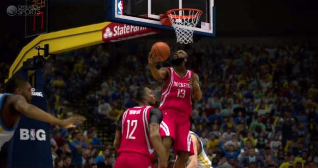 NBA 2K14 Screenshot #28 for Xbox 360