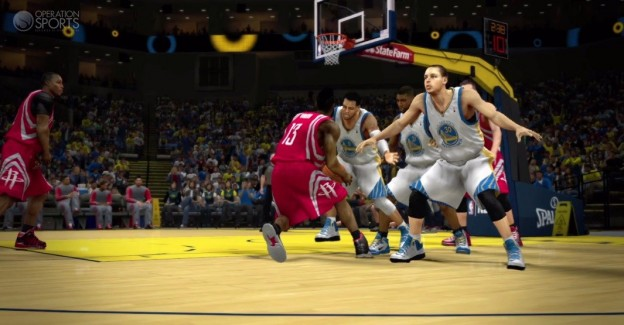 NBA 2K14 Screenshot #30 for Xbox 360