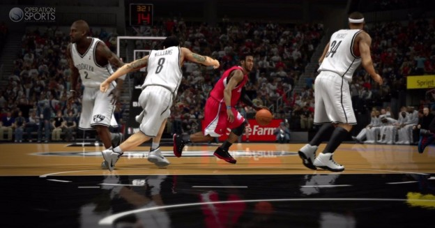 NBA 2K14 Screenshot #35 for Xbox 360