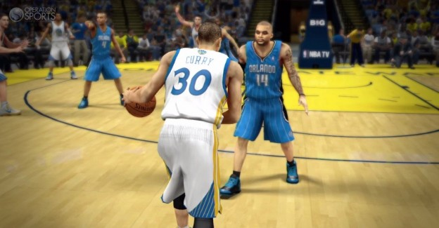 NBA 2K14 Screenshot #37 for Xbox 360