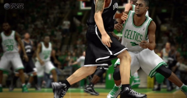 NBA 2K14 Screenshot #39 for Xbox 360