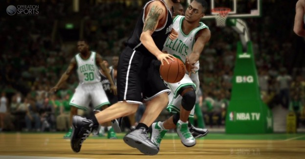 NBA 2K14 Screenshot #40 for Xbox 360