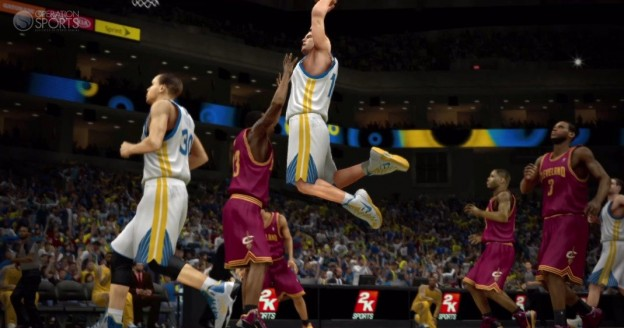 NBA 2K14 Screenshot #44 for Xbox 360