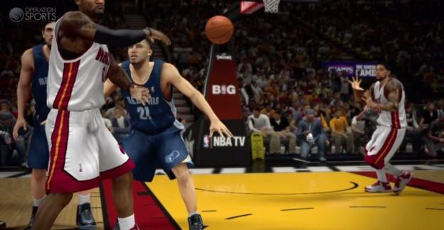 NBA 2K14 Screenshot #49 for Xbox 360