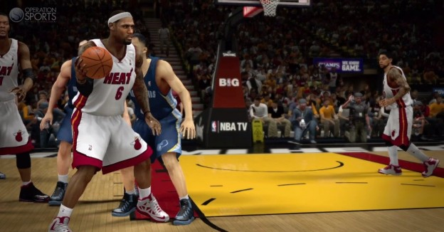 NBA 2K14 Screenshot #50 for Xbox 360