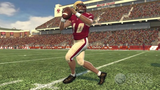 NCAA Football 09 Screenshot #5 for PS3